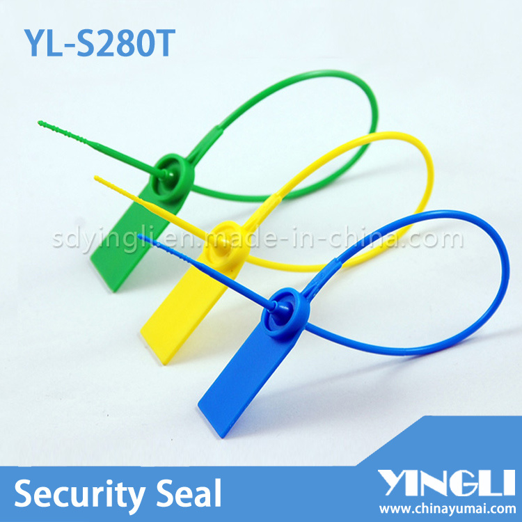 Middle Duty Security Plastic Seal with Metal Insert pictures & photos