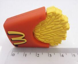 Custom Design PVC USB Flash Drive (OM-P325)