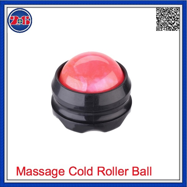 China Body Relax Pressure Handheld Resin Roller Massage Ball Rolling