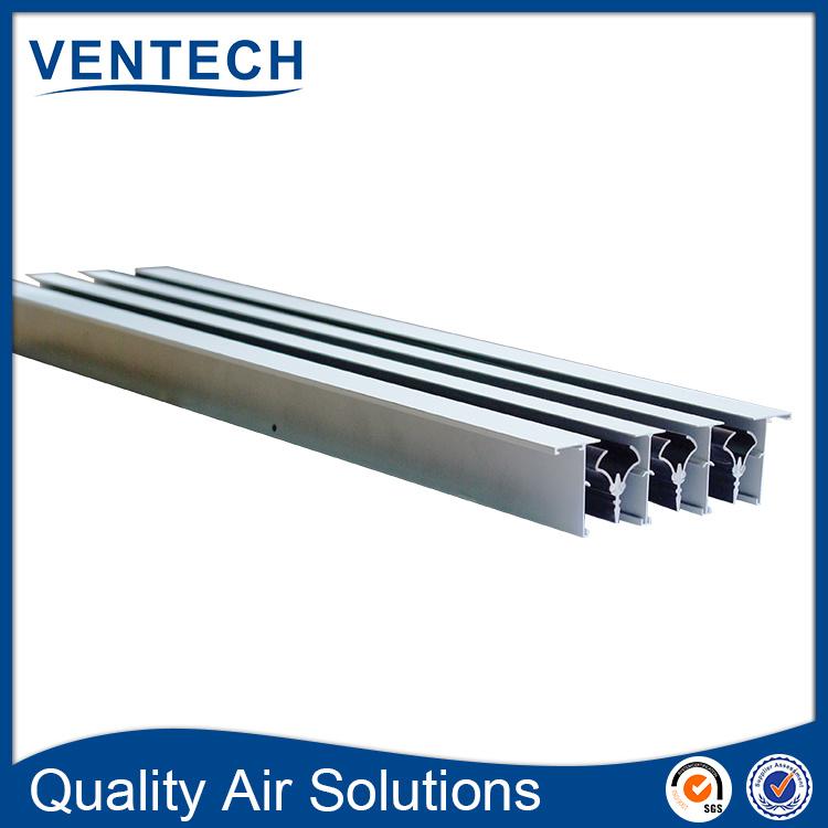 [Hot Item] Slot Linear Diffuser Adjustable HVAC Slot Air Diffuser