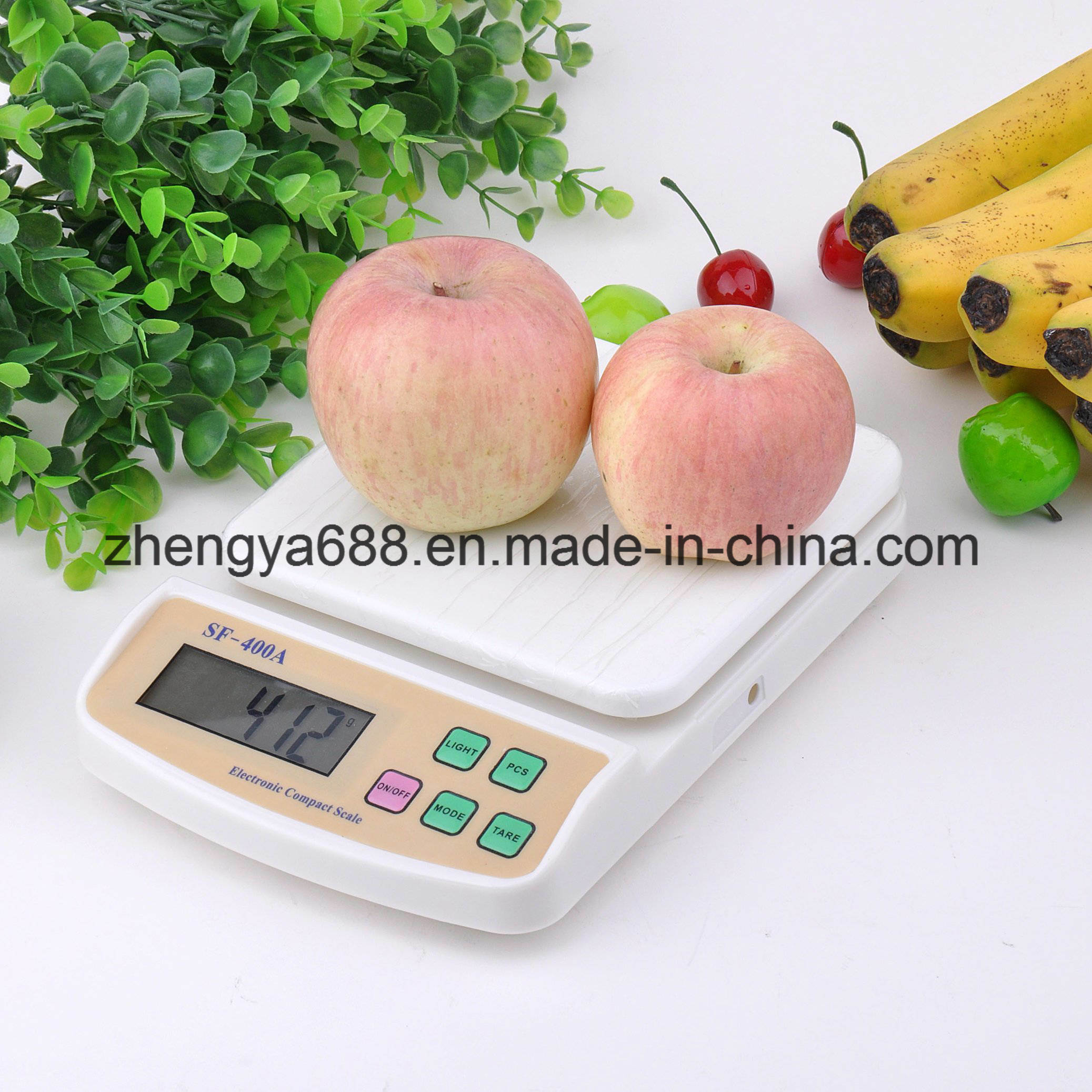 [Hot Item] Household Precision Home Electronics Kitchen Food Scale Sf400A