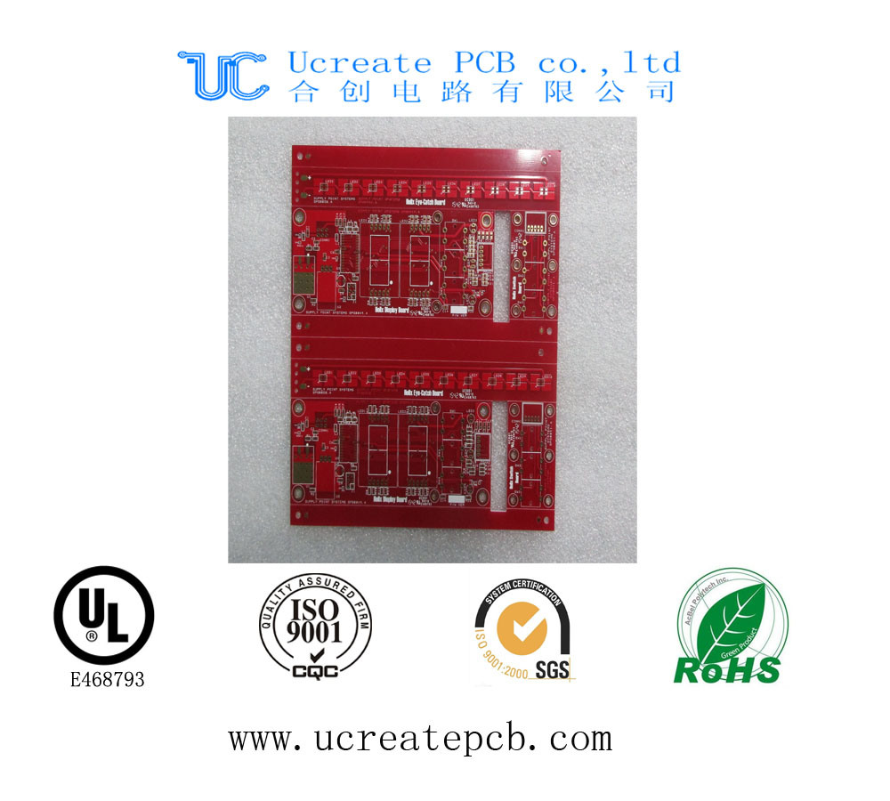 China Multilayer Pcb For Weighing Scale With Ce Rohs Gps Module Pcba Assembly Circuit Board Main