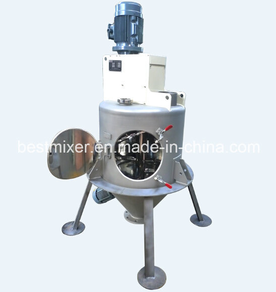 Vertical Ribbon Mixer for Biomedical Engineering Mixing