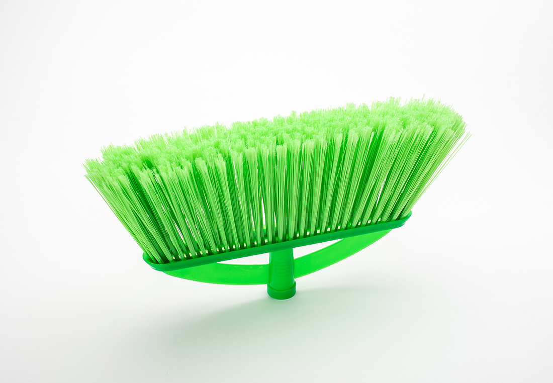 China Colorful Bristle Plastic Clean Household Sweeping