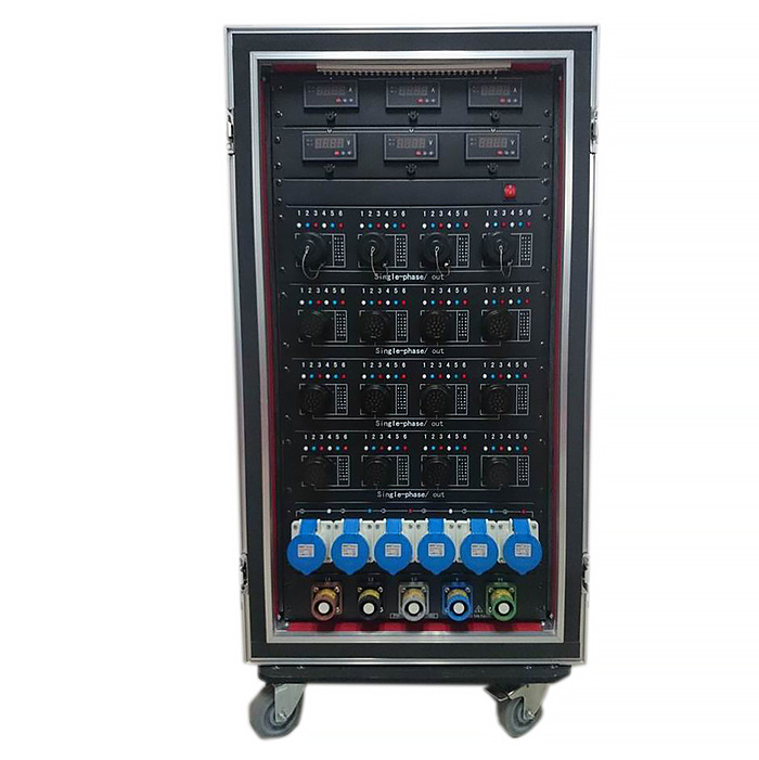 China 400AMP Main Electrical Supply Switchboard with Digital Meters ...