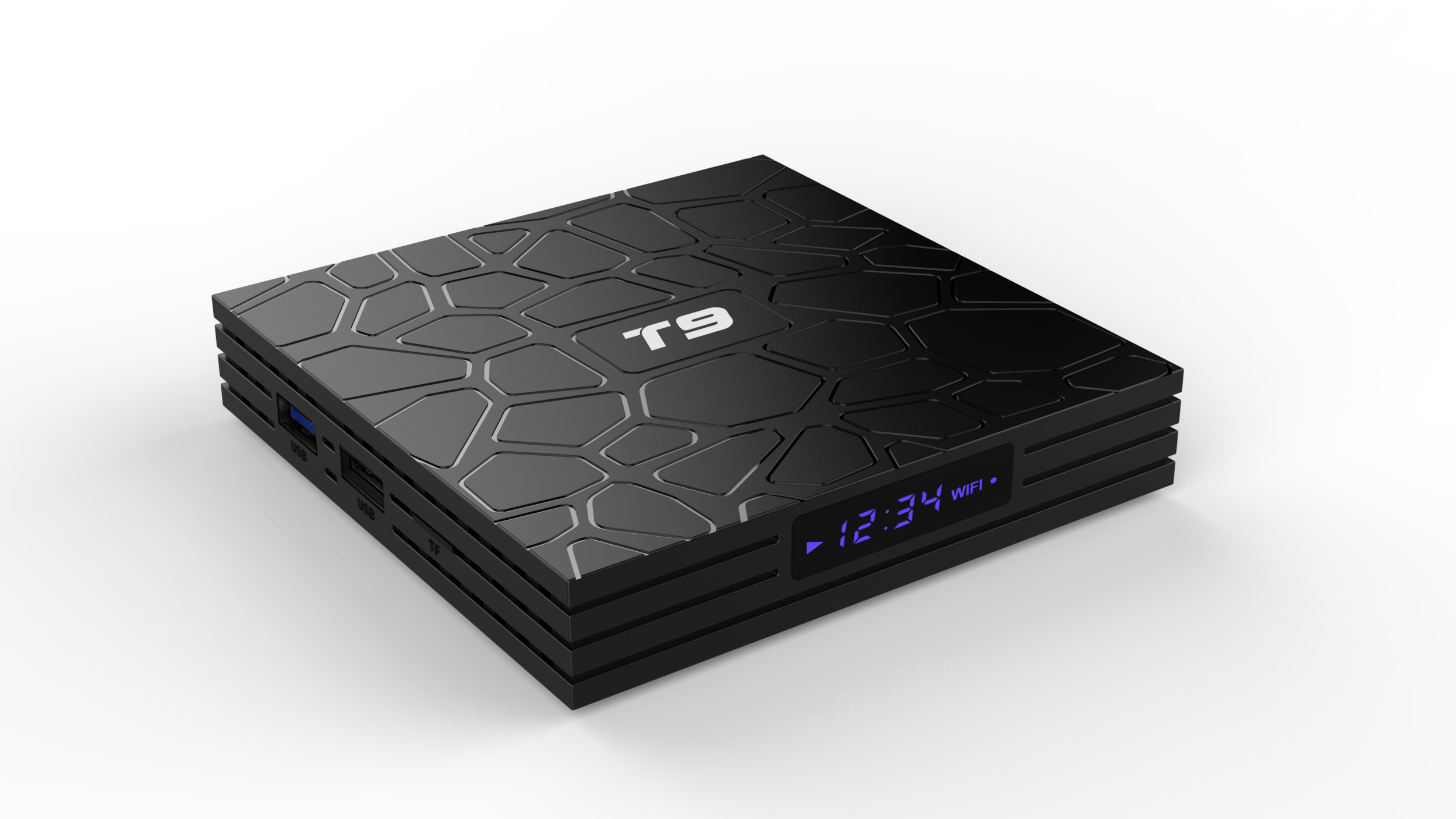 tv box android 8.1 4gb 64 gb octa  China New Arrival Product T9 Smart Set Top Box Pk 3328 Octa-Core ...