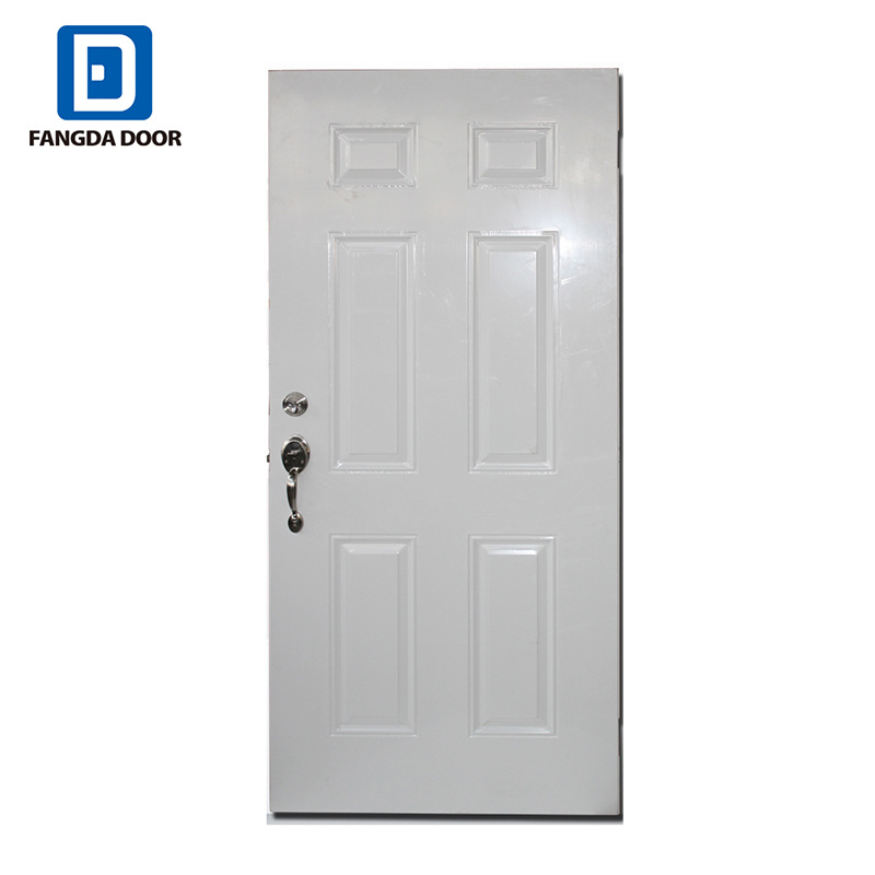 China Pre Hung Series 30 Inch Entry Steel Metallic Door China 30 Inch Entry Door Exterior Door