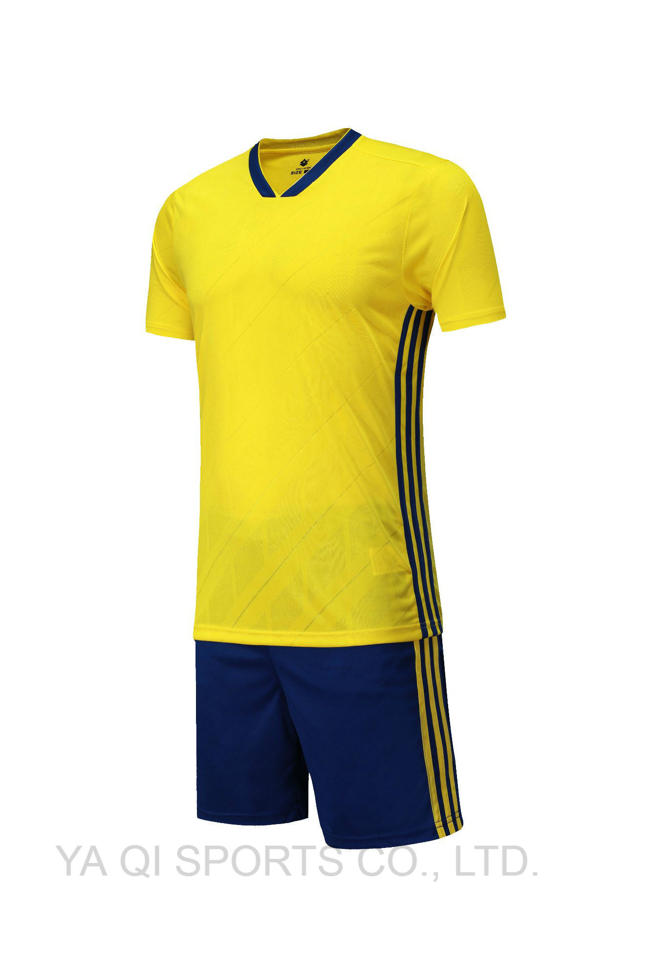 separation shoes dff1a b65e4 [Hot Item] 2018 World Cup Sweden Soccer Jersey 18 Home Yellow Factory  Wholesale