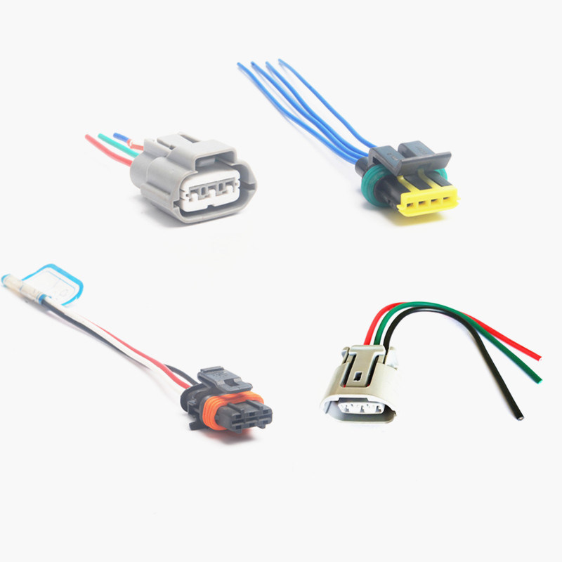 wiring harness connector pins china factory 2 pin 3 pin plastic electrical automotive wiring  plastic electrical automotive wiring