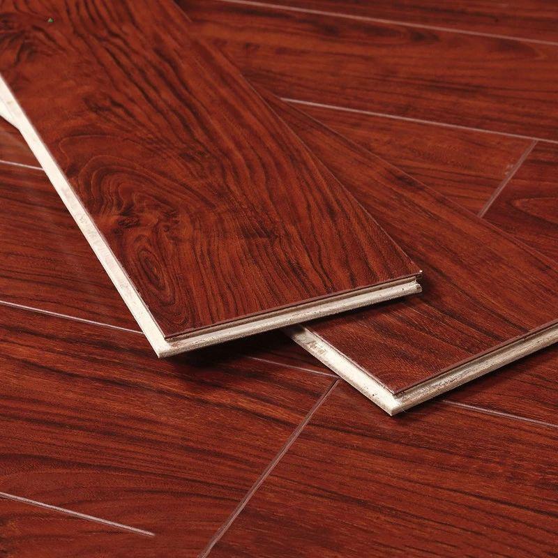 China Standard Size Waterproof High, Cherry Laminate Flooring