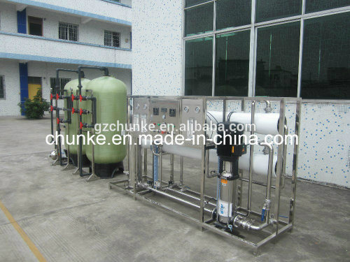 Water Filtration with Reverse Osmosis System for Surface Water Ck-RO-4000L