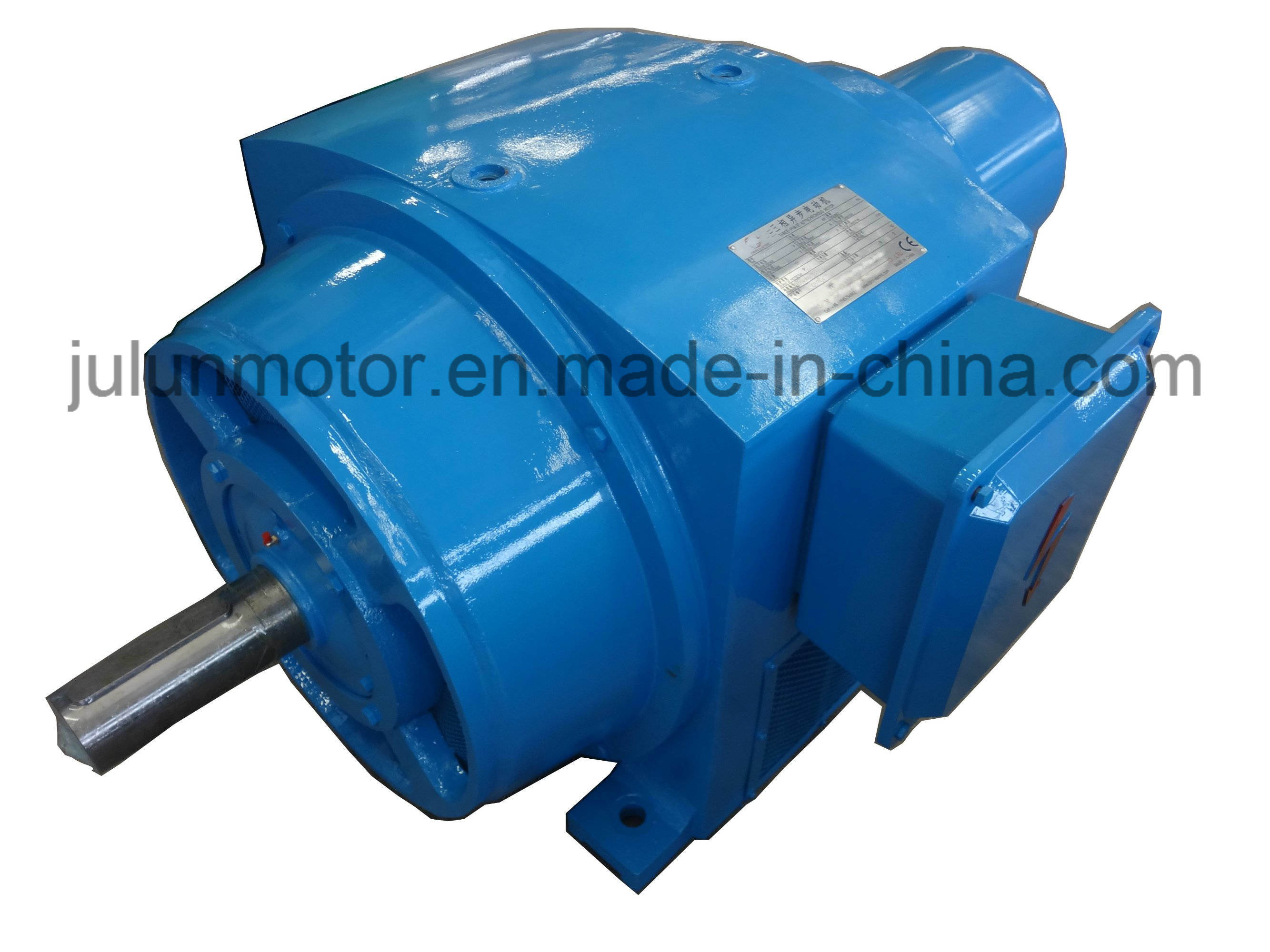 China Jr Series Three Phase Induction AC Electric Motor Wound Rotor ...