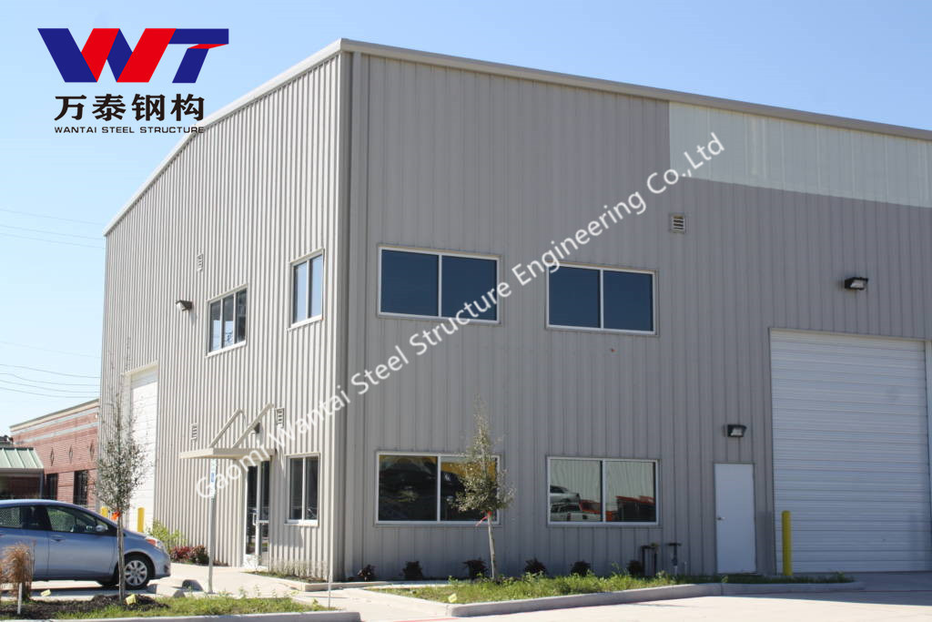 China Prefab Metal Buildings Commercial Office Building Steel Warehouse Photos Pictures Made In China Com