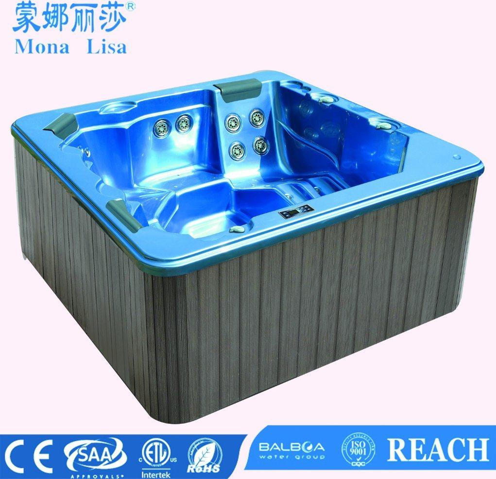 China Monalisa Outdoor Whirlpool Massage Balboa Hot Tub SPA (M-3327 ...