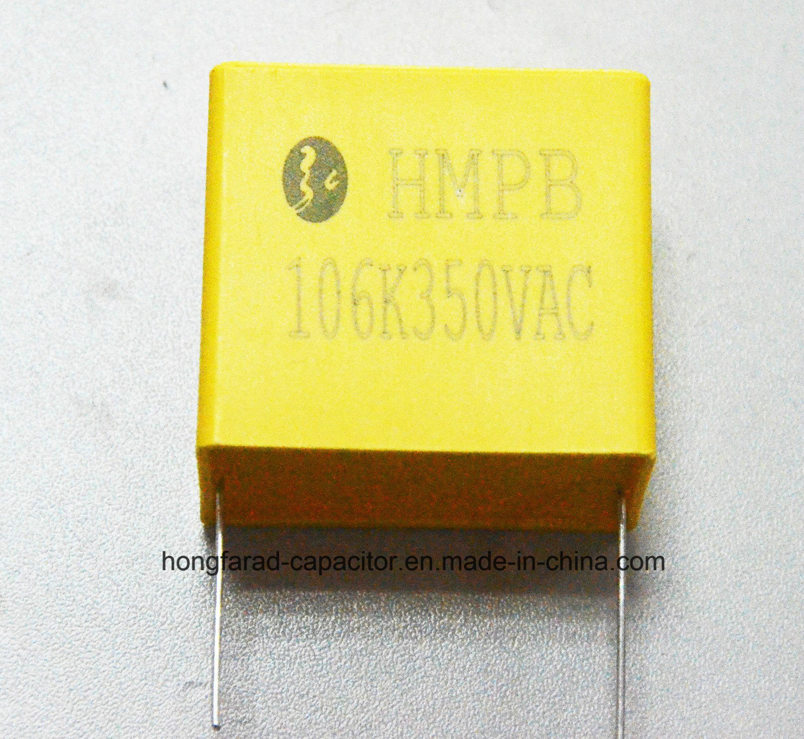 Metallized Polypropylene Film Capacitor with Box Cbb21b Mpb pictures & photos