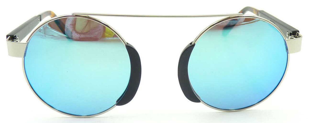 cd811183496b Fw17128 Latest Design Round Women Sunglasses, Wooden Temple Quality Sunglass