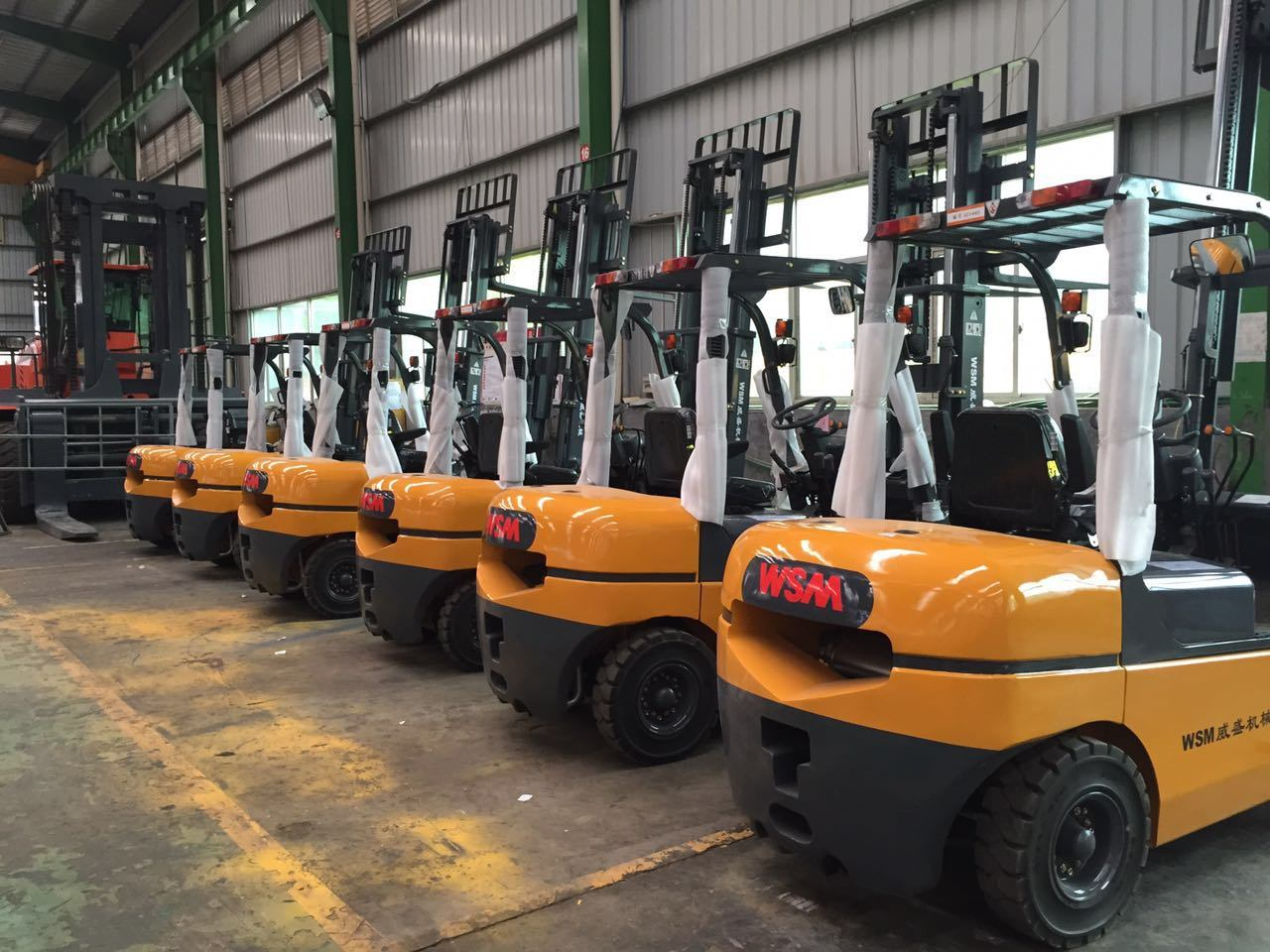 3.5ton Forklift Truck pictures & photos