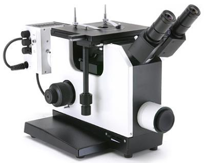Inverted Metallurgical Microscope Table-Top Reversed Metallurgical Microscope Xjp-16A