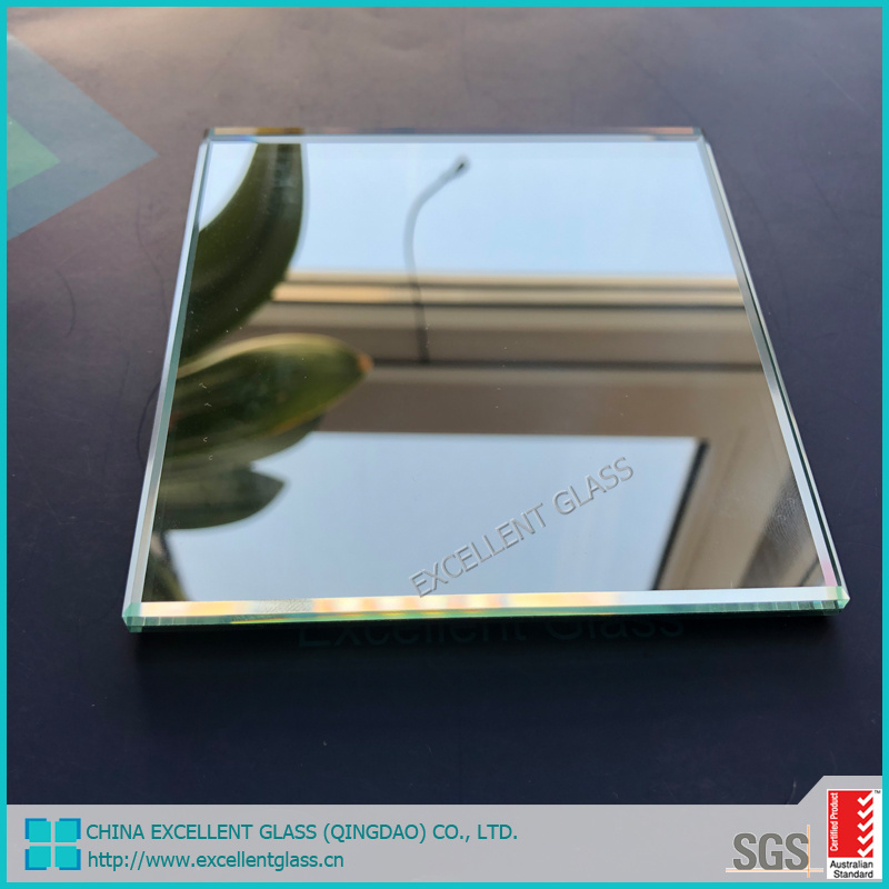 China High Quality Mini Decorative Mirrors Large Frameless Wall Mirrors Glass Wall Mirror China Mirror Silver Mirror