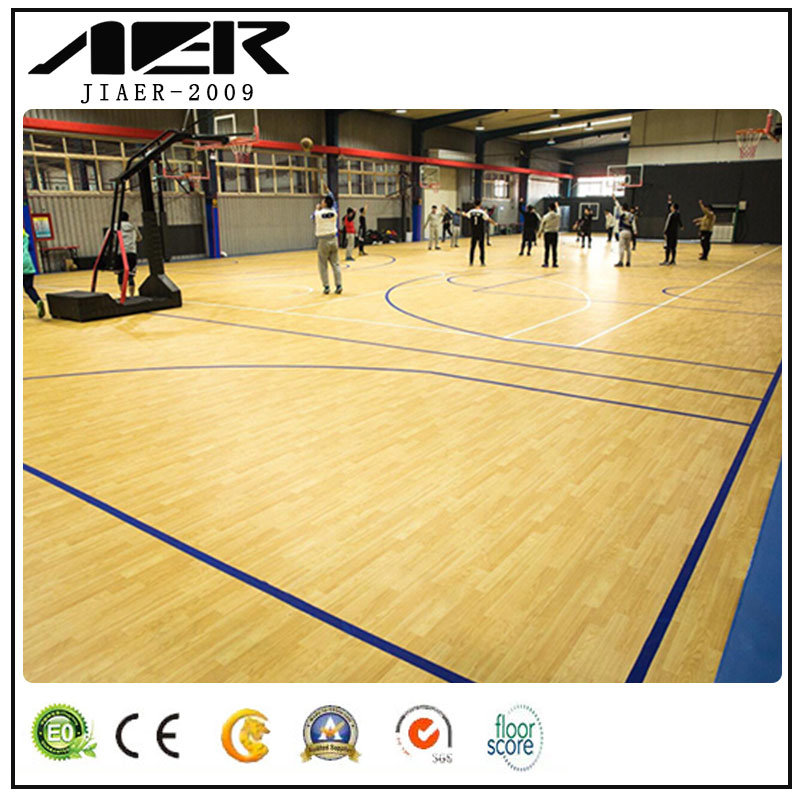 China Pvc Sports Flooring For Indoor Basketball Court Flooring Material China Floor Tile And Vinyl Floor Price