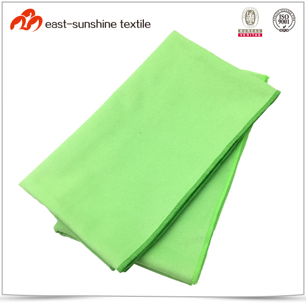 Printed Microfiber House-Hold Cleaning Towel