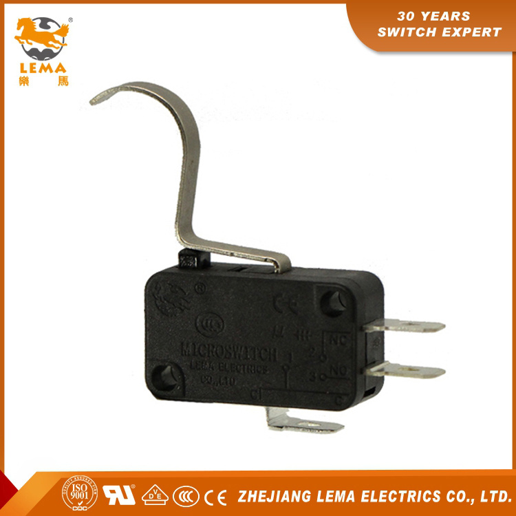 Wholesale Lema Kw7-82 Bent Lever Snap Action Micro Switch