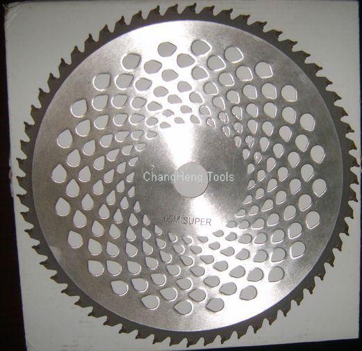 Tct Brush Cutter Saw Blade for Cut Grass