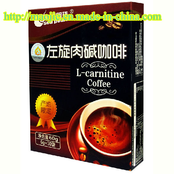 No Side Effect High Effect L-Carnitine Weight Losing Coffee (MJ-HY58)