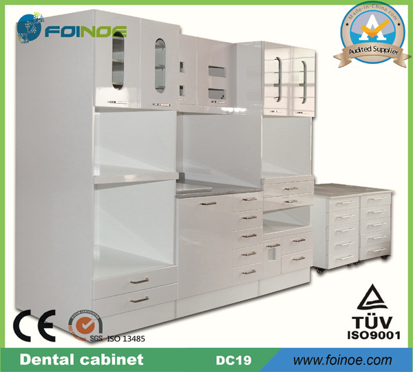 DC-19 New Product Best Selling Dental Cabinet with CE