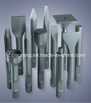 All Kinds of Chisels for Demolition Hammers