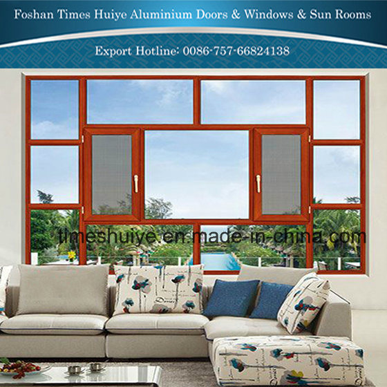 Aluminium Windows with Different Functions and Designs pictures & photos