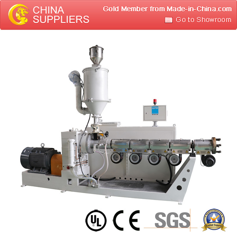 High Capacity Single Screw Twin-Screw Extruder pictures & photos