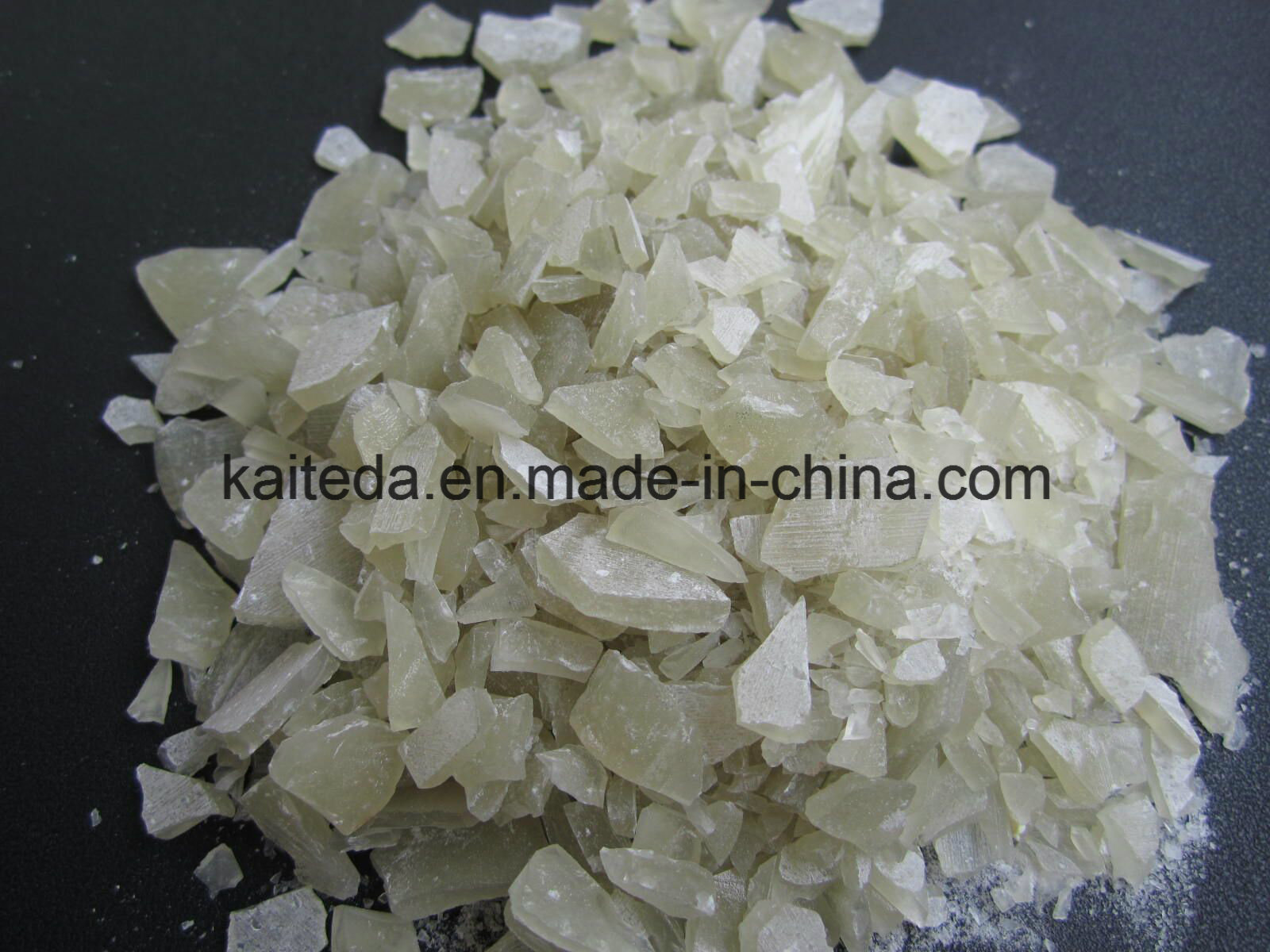 White Flake/Granular/Ball or Powder, Aluminum Sulphate/Aluminum Sulfate for Water Treatment Chemicals Flocculating Agent