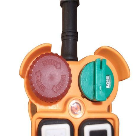Telecrane F24-12D Radio Remote Control for Wire Rope Hoist