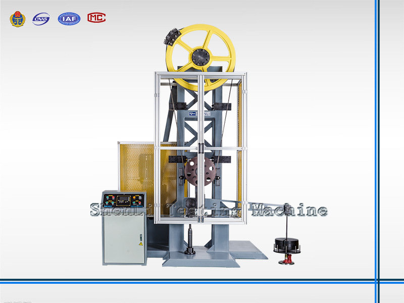 China Pl-4- Wire Rope Fatigue Testing Equipment - China Wire Rope ...
