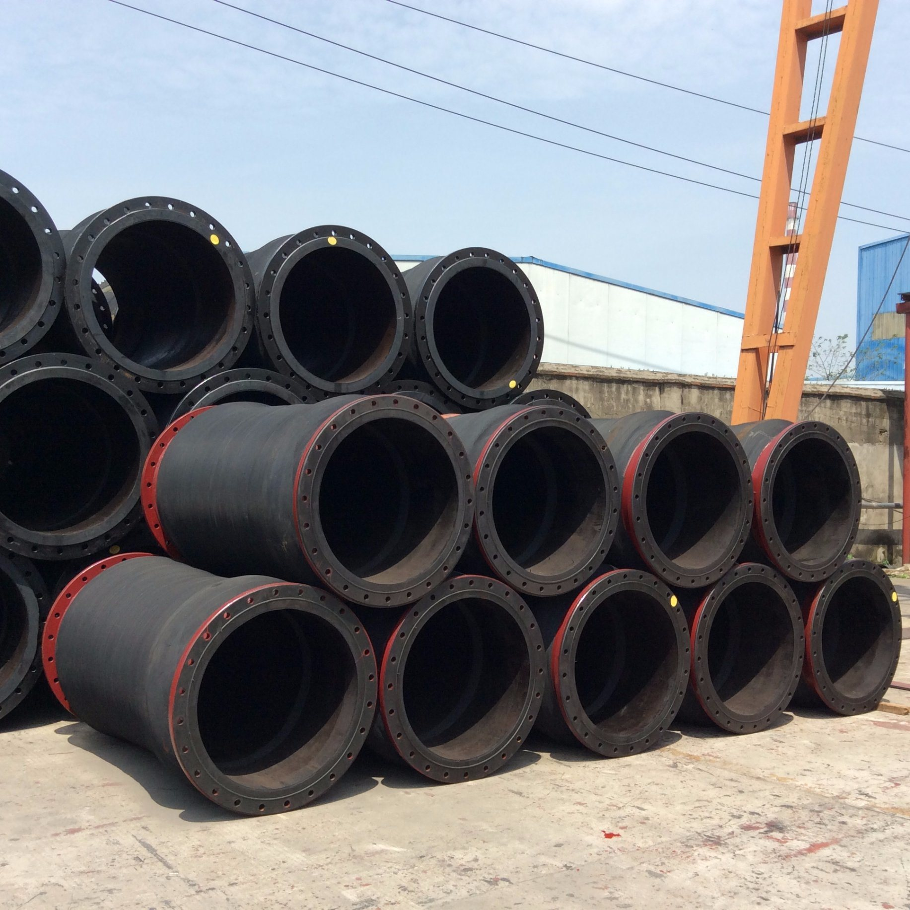 Hydraulic Hose/Floating Dredging Hose pictures & photos