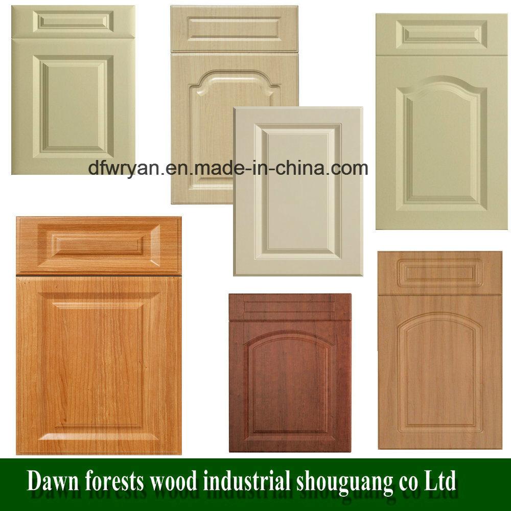 Mdf Kitchen Cabinets Price: China Kitchen Furniture Parts PVC Film MDF Kitchen Cabinet