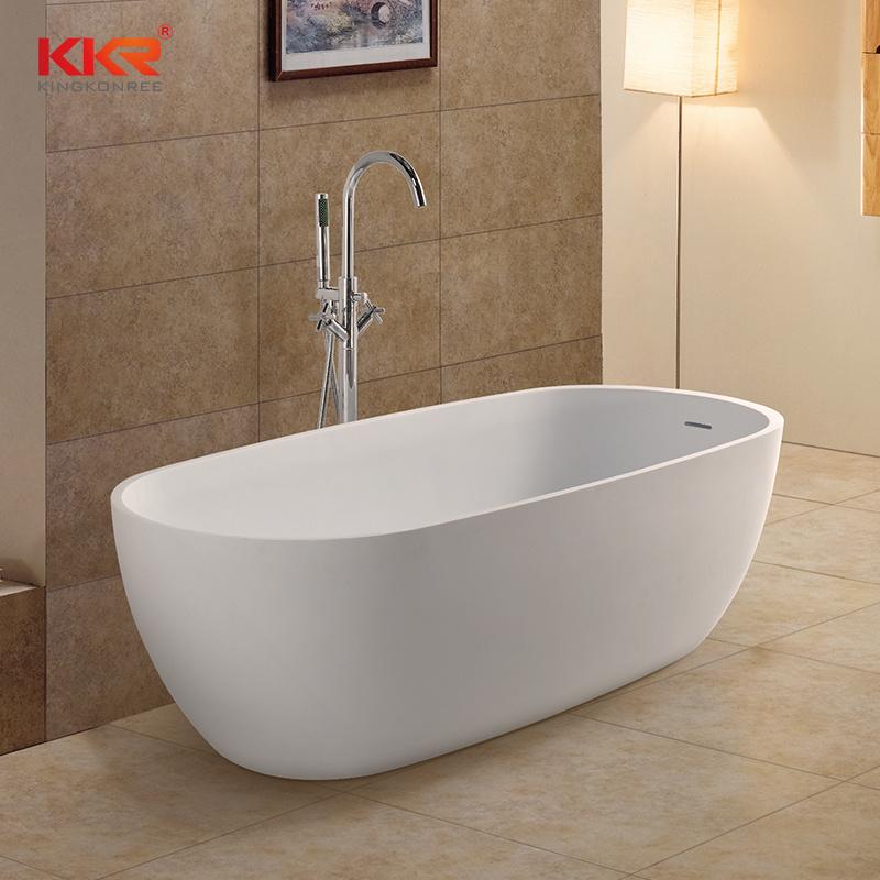 [Hot Item] Kohler Sanitary Ware Bathroom Bathtub Resin Stone Hot Tub