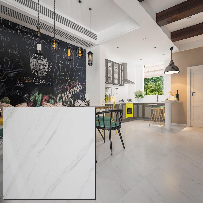 Asia Carrera Marble china lightweight homogeneous ceramic floor 60x60 carrera