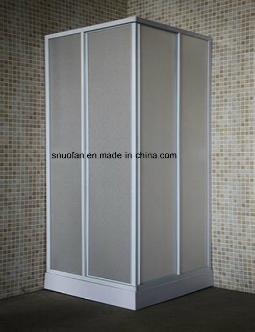China Good Quality Square PP PS PC Plastic Shower Enclosure Room ...