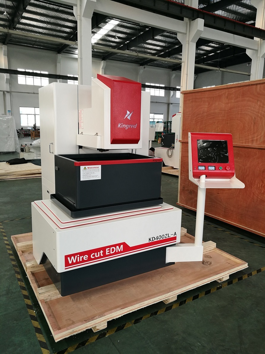CNC Wire Cut EDM (wire cutting machine) Kd400gl pictures & photos