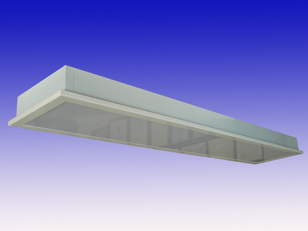 China Ceiling Recessed Fluorescent Lighting Fixture Sd11
