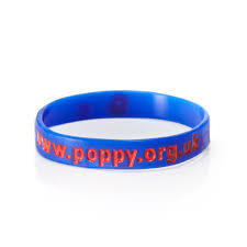 Custom Debossed Logo Silicone Bracelet for Promotion pictures & photos