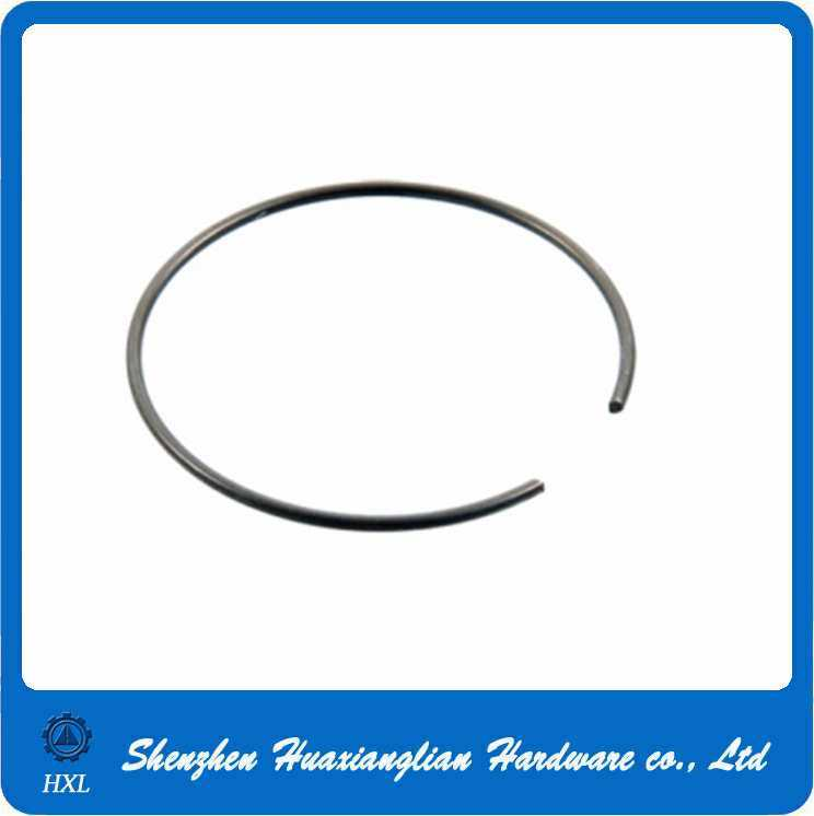 DIN7993 Round Flat Wire Snap Rings Circlip for Shaft pictures & photos