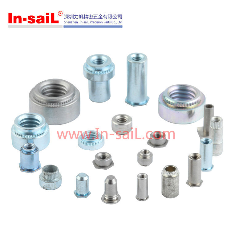 Rivet Nuts, Rivets for Shenzhen′s Supplier