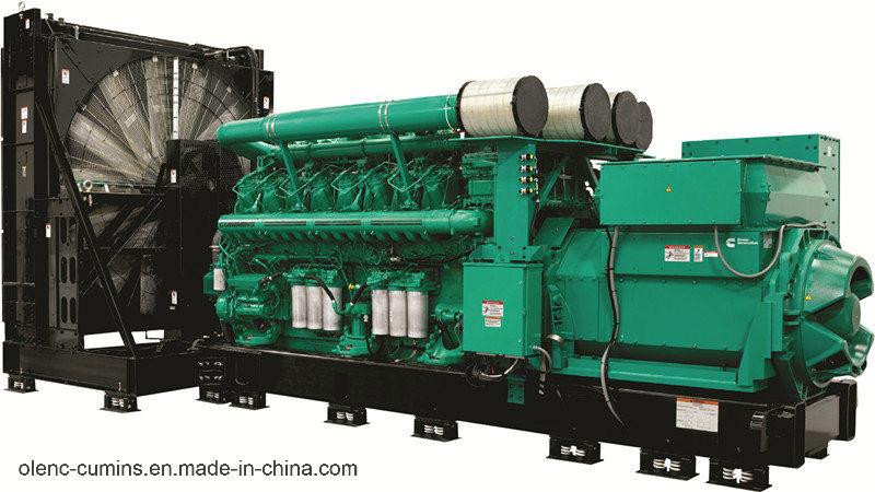 china 2800kw cummins qsk78 series generator power plant original us rh olenc cumins en made in china com Cummins QSK 96 Cummins Diesel Engines