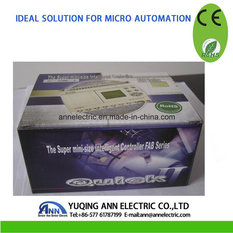 Programmable Logic Controller (AF-20MT-D) , Mini PLC