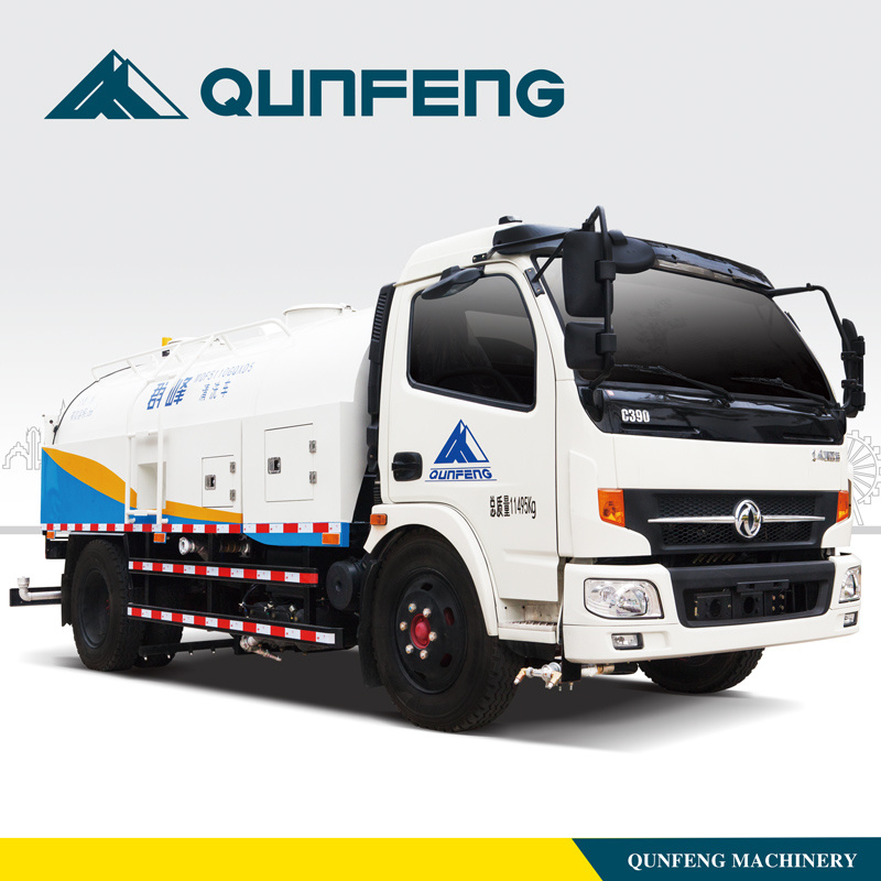 High Pressure Cleaning Truck Sanitation Vehicle