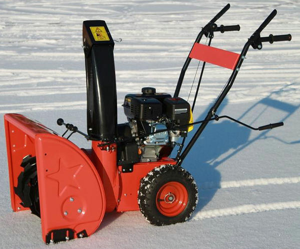7HP Farm Tractor Snow Blower pictures & photos