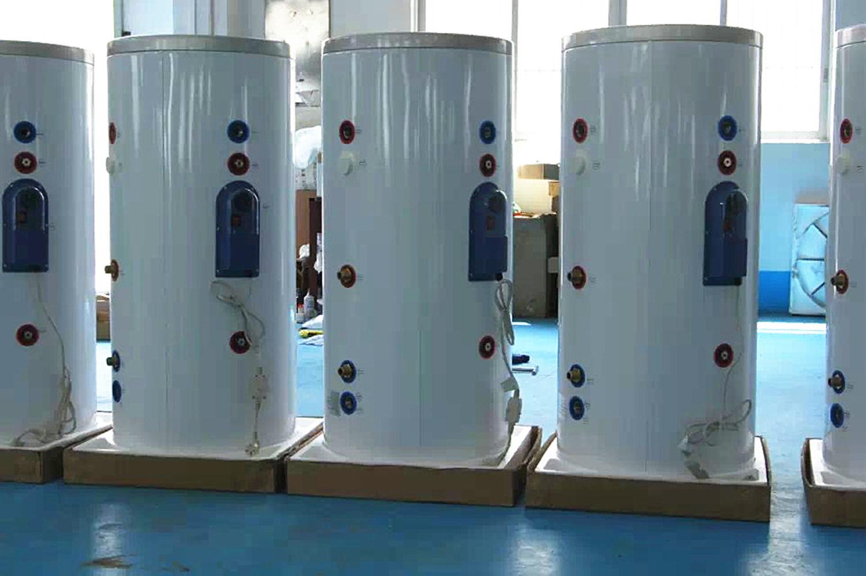 China Split High Pressure Water Storage Tank - China Water Tank, Hot ...